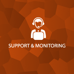 Support & Monitoring
